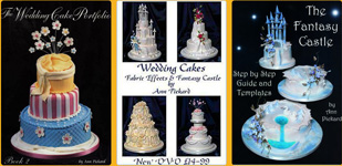 Wedding package DVDs